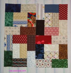 Little Jewel Quilts: February 2014