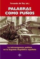 Palabras como puños se pregunta sobre el funcionamiento de la democracia en la España de los primeros años treinta.