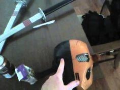 How to make a Slade/ Deathstroke or Batman costume/cosplay (Suit of armor) - YouTube