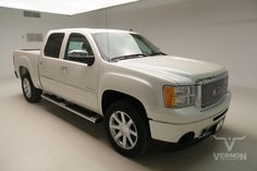2014 model GMC 1500 truck with white diamond coat - Google Search - I would like to have one of these when we get the hummer paid off.  this is sweet