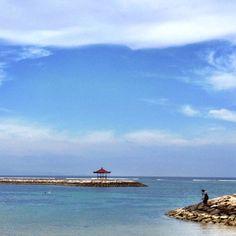 Sanur Beach, Bali - June 2012 Sanur Beach Bali, June, Mountains, Nature, Travel, Naturaleza, Viajes, Destinations, Traveling