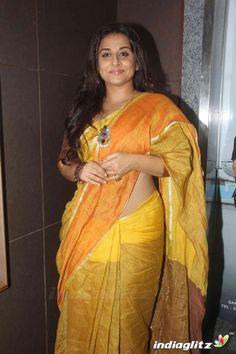 Beautiful Hindi Girl Vidya Balan Photos In Yellow Saree Beautiful Bollywood Actress, Most Beautiful Indian Actress, Beautiful Actresses, Beauty Full Girl, Cute Beauty, Beauty Women, Indian Actress Hot Pics, Indian Actresses, Dehati Girl Photo