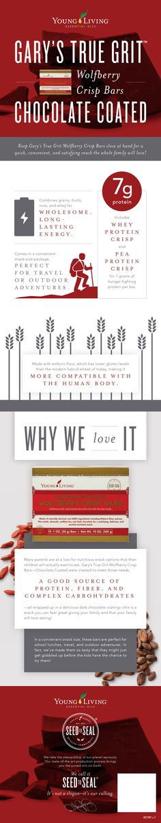 These bars are so DELICIOUS! Young Living is committed to offering you the best healthy living products! Are you living a life of wellness, purpose and abundance? I would love to help you get started.  http://www.positivelyoily.com
