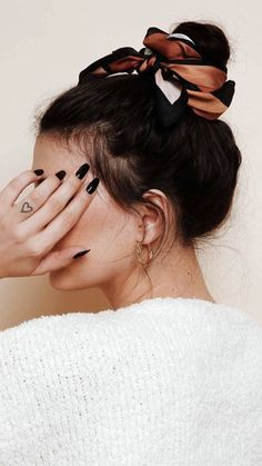 50 latest hairstyles with scarves ideas for women - Hairstyles - 50 latest h. 50 latest hairstyles with scarves ideas for women - Hairstyles - 50 latest hairstyles with scarves ideas for women – H Messy Bun Hairstyles, Latest Hairstyles, Headband Hairstyles, Straight Hairstyles, Wedding Hairstyles, Hairstyle Ideas, Hairstyles For Beach, Hairstyles With Scarves, 2 Buns Hairstyle