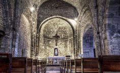 Le,Castellet,Medieval,Church,wallpaper                                                                                                                                                     Plus