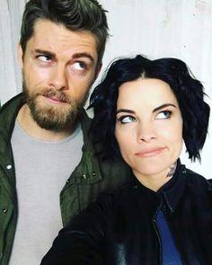 Luke Mitchell and Jamie Alexander. Roman and Remi / Jane Doe