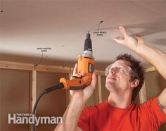How To Install A Tongue And Groove Ceiling Drywall