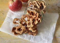 Chips de maçã | Apple chips