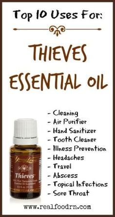 Young Living Essential Oils: Everyday Oils Essential Collection Thieves by AislingH