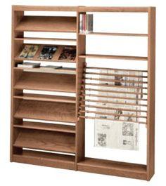 Texwood, Newspaper Racks, Magazine Displays and Periodical Racks.
