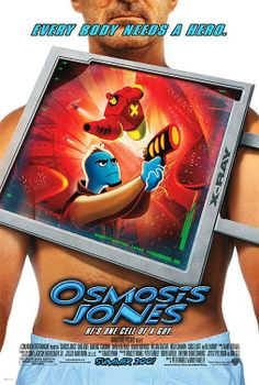 OSMOSIS JONES // usa // The Farrelly Brothers 2001