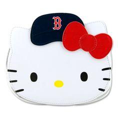 Boston Red Sox Hello Kitty Coin Purse, $40 via Shop.MLB.Com