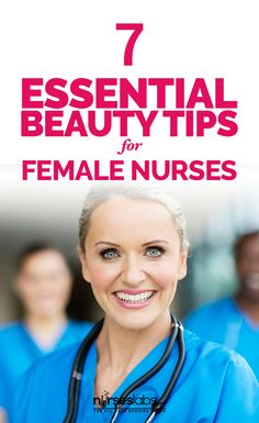 Stressed Out? Try These 7 Essential Beauty Tips For Female Nurses Looking Stressed Out? Try These 7 Essential Beauty Tips For Female Nurses - NurseslabsLooking Stressed Out? Try These 7 Essential Beauty Tips For Female Nurses - Nurseslabs Nurse Hairstyles, Work Hairstyles, Classy Hairstyles, Everyday Beauty Routine, Beauty Routines, Skin Care Regimen, Skin Care Tips, Beauty Tips In Hindi, Homemade Beauty Tips