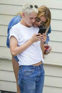 Kristen Stewart and