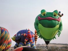 Hot air balloons resimler  | 2048x1536