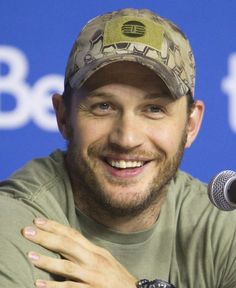 11 Times Tom Hardy Was The Perfect Human Being In 2014