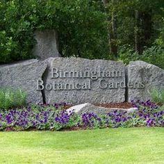 Entrance To The Birmingham Botanical Gardens In Birmingham(Mountain Brook), AL Mountain Brook Alabama, Mountain Park, Birmingham Alabama, Birmingham Airport, Birmingham Museum Of Art, Birmingham Botanical Gardens, Love Birds Wedding, Picnic Spot, Sweet Home Alabama