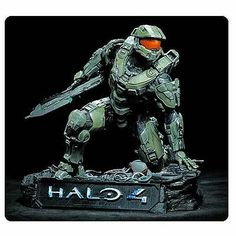 McFarlane Halo 4 Master Chief Resin Statue Feb Pre Order   eBay