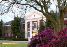 Nicholls State University ~~he taught undergraduate and graduate psychology courses at NSU and loved interacting with students...my husband loved teaching and he was an excellent professor ;)