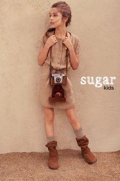 Berta de Sugar Kids para Massimo Dutti