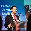Prof. Dominic Shellard, Vice Chancellor, De Montfort University Leicester, UK [pin dated 21.5.2012]
