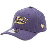 NCAA East Carolina Pirates Team Classic 3930 Flex-Fit Cap, Purple by New Era. $11.50