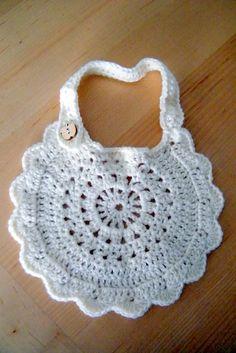 Unique crochet baby bib patterns please the most particular ravelry round baby bib pattern by sonea delvon dt1010fo