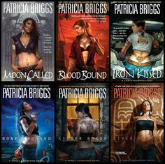 Looks like another series of books that could be addictive for me.