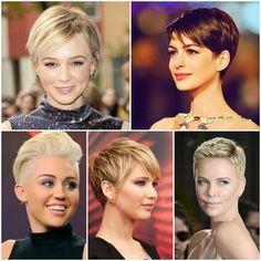 Pixie Cuts! #shorthair #pixiecut