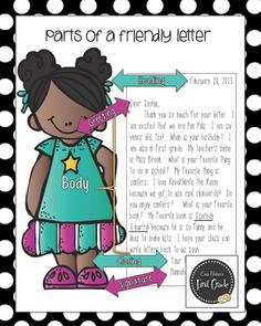 Letter Writing Unit: Teaching Letter Writing Through Picture Books CUTE!!! {Erica Bohrer!}