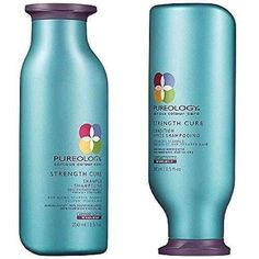 Pureology Strength Cure Shampoo and Conditioner