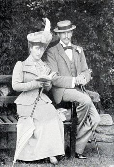 King Haakon and Queen Maud ofNorway