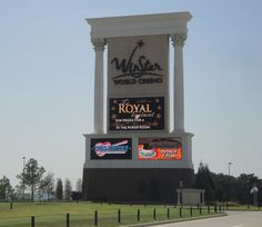 """WinStar Casino - Want to check it out - see what all the excitement is about; maybe take in a show or concert! Got to see """"Fluffy"""" or Gabriel Iglesias here thanks to W&J!!"""