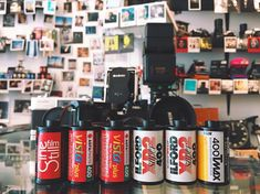 You just started film photography, are visiting or just want to know where to get your film developed in Montreal? Here are three favorite places in town! Film Photography, Montreal, How To Get, Places, Instagram, Lugares