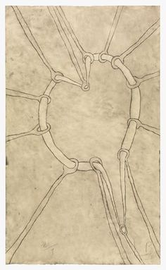 The Stretch, 2006, by Louise Bourgeois