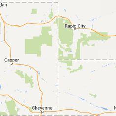 3812 Cambridge Dr, Billings, Mt 59101 to Fort Leonard Wood - Google Maps
