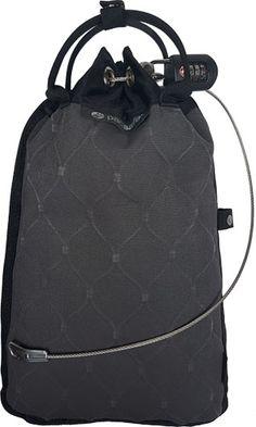 Im Reisesafe für unterwegs kannst du einfach deine Wertsachen sichern ... Laptop Rucksack, Backpacks, Bags, Fashion, Belly Pouch, Travel Tote, Shopping, Travel, Dime Bags