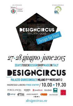 DesignCircus sarà nel cuore di Milano il 27 e 28 giugno! http://www.palazzogiureconsulti.it/Gallery/Esterni.kl