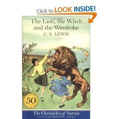 The Lion The Witch And The Wardrobe (Full Color) and all the other books in the series... we've read this series, and she's read it herself.  Love!
