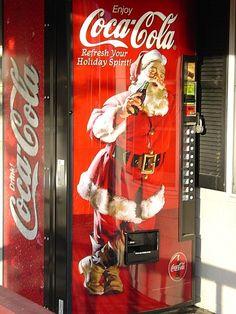 Mom loves Coca Cola