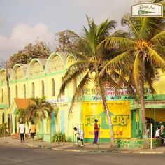 Fue Vert, home of one of our most famous band in the country, L'Orchestre Septentrional