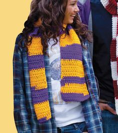 Let's Win Scarf
