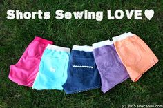 Shorts Love: A Pattern Modification Review