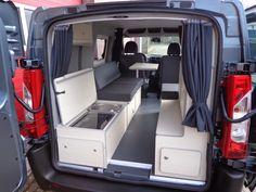 1000 images about camper on pinterest peugeot camper. Black Bedroom Furniture Sets. Home Design Ideas