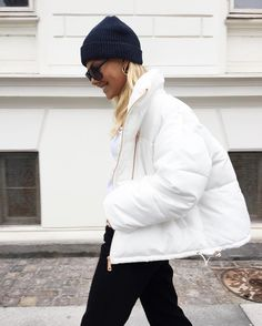 #3 the puffer jacket