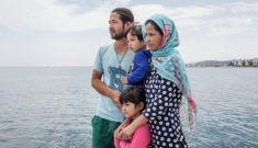 Migrants in Kos, Greece