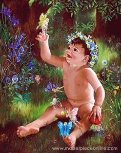 Mary Koski - Enchanted Baby - Masterpiece Online