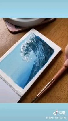 Simple Canvas Paintings, Small Canvas Art, Diy Canvas Art, Art Drawings Sketches Simple, Colorful Drawings, Art Painting Gallery, Canvas Painting Tutorials, Aesthetic Painting, Wow Art