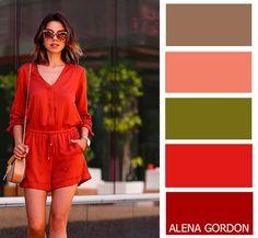 Color-Block fashion by alena gordon red green Colour Combinations Fashion, Colour Blocking Fashion, Color Combinations For Clothes, Color Blocking Outfits, Fashion Colours, Colorful Fashion, Red Colour Palette, Blue Color Schemes, Color Combos