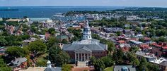 I see your Seattle is magnificent and raise you Annapolis is gorgeous